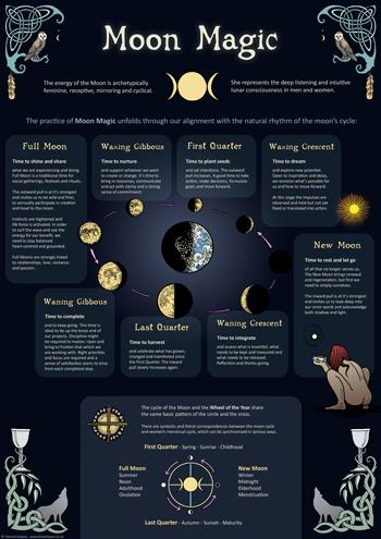 Infographics - MoonMagic